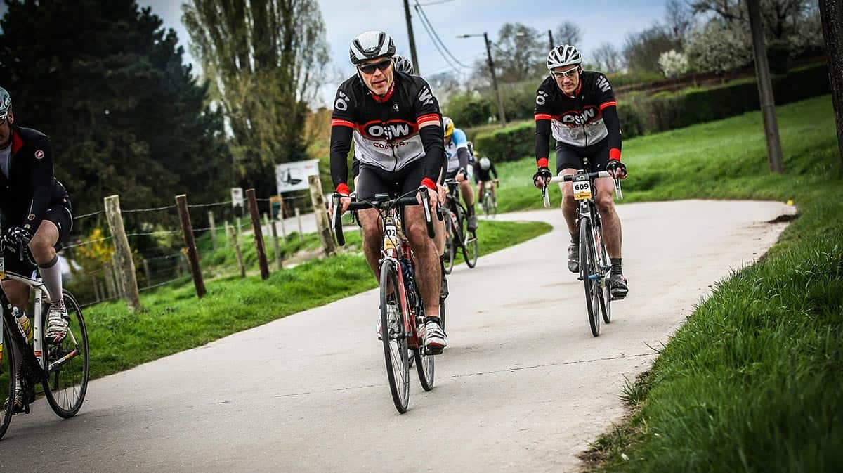 Carl Onghena wielersport