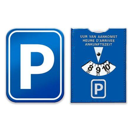 Parking en Parkeerschijf